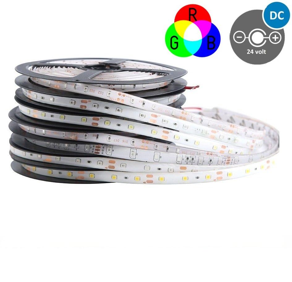 Ταινίες LED RGB 24V