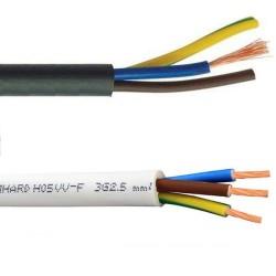 NYL - Καλώδιο Εύκαμπτο H05VV-F