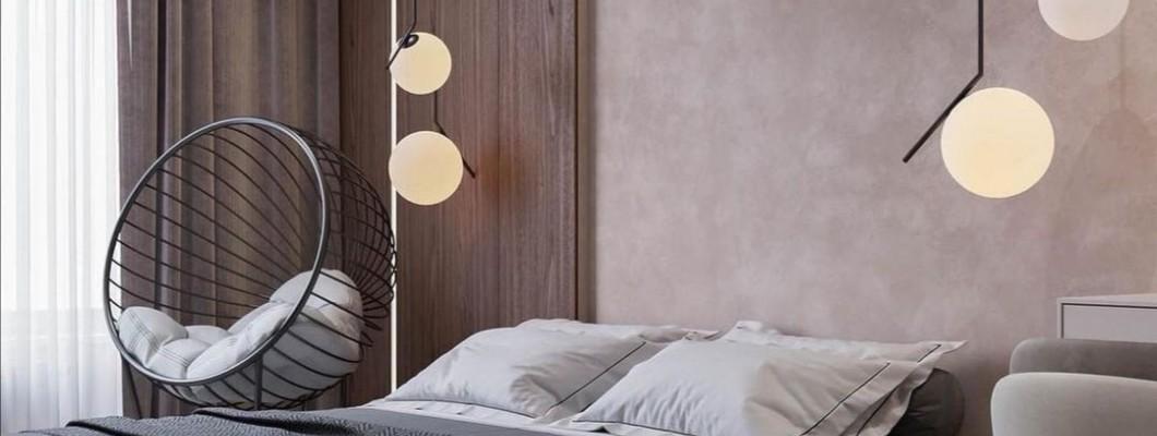 Τι Φωτιστικό να βάλω στο Υπνοδωμάτιο - Συμβουλές για Σωστό Φωτισμό στη Κρεβατοκάμαρα