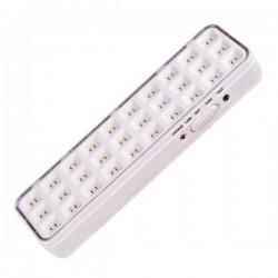 ΦΩΤΙΣΤΙΚΟ ΕΦΕΔΡΙΚΟΥ ΦΩΤΙΣΜΟΥ EUROLAMP 30 SMD LED 2W IP20 145-28000