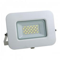 ΠΡΟΒΟΛΕΑΣ LED SMD ΒΑΣΗ 360° PLUS 20W ΛΕΥΚΟΣ IP65 PLUS - EUROLAMP