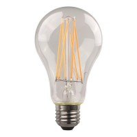 ΛΑΜΠΑ LED ΚΟΙΝΗ CROSSED FILAMENT 9W E27 220-240V CLEAR - EUROLAMP Λάμπες LED Βιδωτές Ε27