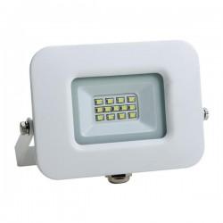 ΠΡΟΒΟΛΕΑΣ LED SMD ΒΑΣΗ 360° PLUS 10W ΛΕΥΚΟΣ IP65 PLUS - EUROLAMP