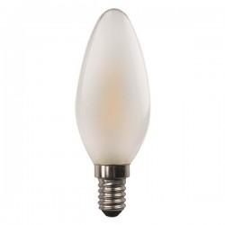 ΛΑΜΠΑ LED ΜINION CROSSED FILAMENT 4.5W E14 220-240V FROST DIMMABLE - EUROLAMP