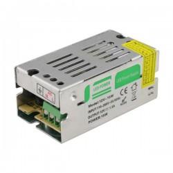 ΤΡΟΦΟΔΟΤΙΚΟ LED 12V DC 10W IP20 EUROLAMP