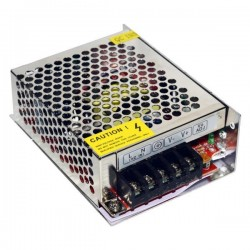 ΤΡΟΦΟΔΟΤΙΚΟ LED 24V DC 15W IP20 EUROLAMP