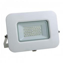 ΠΡΟΒΟΛΕΑΣ LED SMD ΒΑΣΗ 360° PLUS 50W ΛΕΥΚΟΣ IP65 PLUS - EUROLAMP