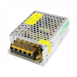 ΤΡΟΦΟΔΟΤΙΚΟ LED 24V DC 40W IP20 EUROLAMP