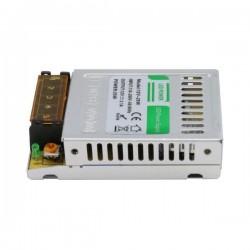 ΤΡΟΦΟΔΟΤΙΚΟ LED 12V DC 25W IP20 EUROLAMP