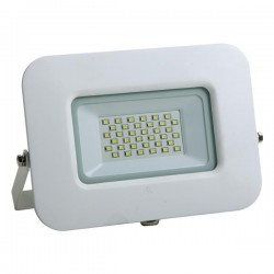 ΠΡΟΒΟΛΕΑΣ LED SMD ΒΑΣΗ 360° PLUS 30W ΛΕΥΚΟΣ IP65 PLUS - EUROLAMP