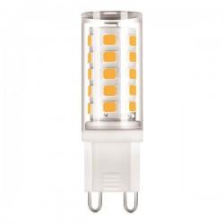 ΛΑΜΠΑ LED SMD 4W G9 220-240V STEP DIMMABLE EUROLAMP